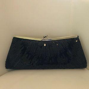 Kate Landry Sequin purse